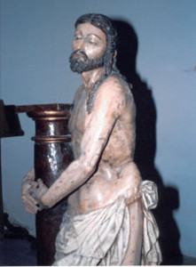 Cristo sin restaurar